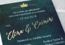 INVITATII DE NUNTA 2017-2018