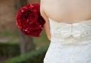 Buchet de Mireasa Rosu - trandafiri bacara