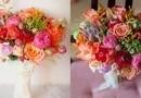 Buchet Mireasa Romantically Involved / motive dantela, vintage buchet mireasa, ranunculus, trandafiri, bujori, anemona, alte flori speciale