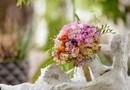 "Buchet "" Serendipity "" - flori : ranunculus, bujor, trandafir, fresia, anemona"