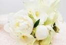 Buchete de mireasa din cale si bujori / flower designer Toni Malloni
