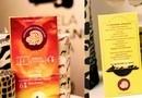 "Invitatie Botez tip ciocolata "" Tree of life "" / Invitatie cu ciocolata Heidi si design inspirat din jugle si Lion King"