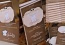 Invitatie de Nunta Ciocolata cu Mure, Invitatie special creata pe tema ursi pe bicicleta, creatie semnata de graphic designerul T.Ina