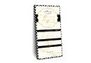 "Invitatie de nunta tableta de ciocolata "" Chanel "" | graphic designer Corina Matei"