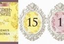 Invitatii de Nunta Alice in Wonderland / Tematica Nunta Alice in tara Minunilor - Kitul Include Inviatia, Meniul de Nunta, Placecardul si Planningul