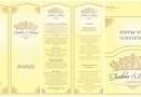 Kit Printuri Nunta Clasic Yellow, Includem Invitatia de Nunta, Meniurile de Nunta, Numerele de Masa, Plcecardurile si Planningul