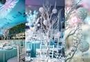 Nunta Club Snagov / Sorina & Andrei - Blue Tiffany Wedding Design
