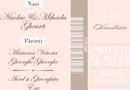 Printuri Botez / Kit Mixt Nunta & Botez - Invitatie, Meniu Botez, Numere de masa Botez, Label lumanare Botez