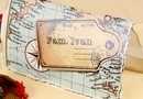Printuri Travel Wedding Theme / tematica: calatorii, travel, holidaym, maps - Invitatie Nunta Traveling